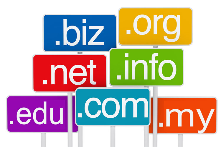 Domain Names - VISHTECH