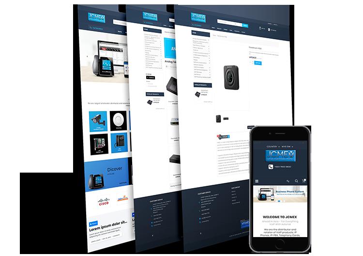 Professional Online Business Company - VISHTECH