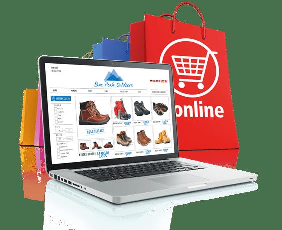eCommerce Website Development - VISHTECH