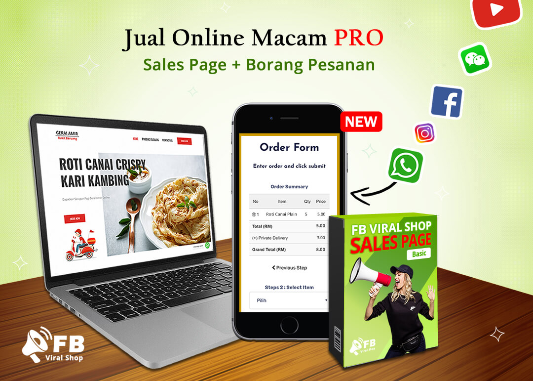 HURAYYY!!! ARE YOU PLANNING TO SELL ONLINE?