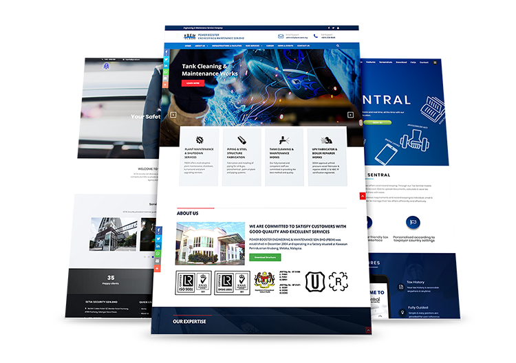 Premium Web Design Website Design Services Ecommerce Web Hosting Provider Mobile Application Developer Custom Development Seo Services Provider Melaka Kuala Lumpur