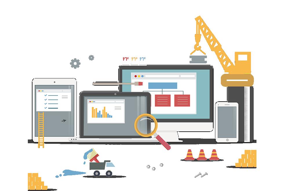 Website Maintenance & Re-Design - VISHTECH